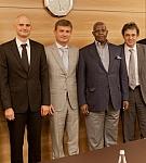 Delegacija Ugande u poseti kompaniji Victoria Group